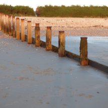 Wittering beach