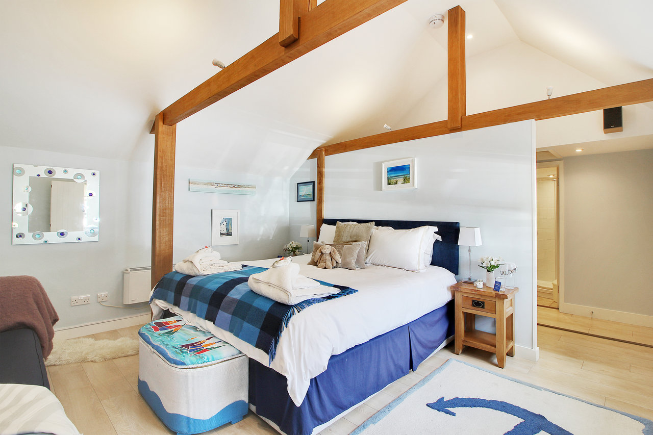 Sandbank: prices from £125 to £135 per night