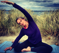 Pilates retreats with Nicky Winch